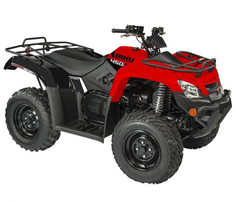 2020 KYMCO MXU 450i ATV