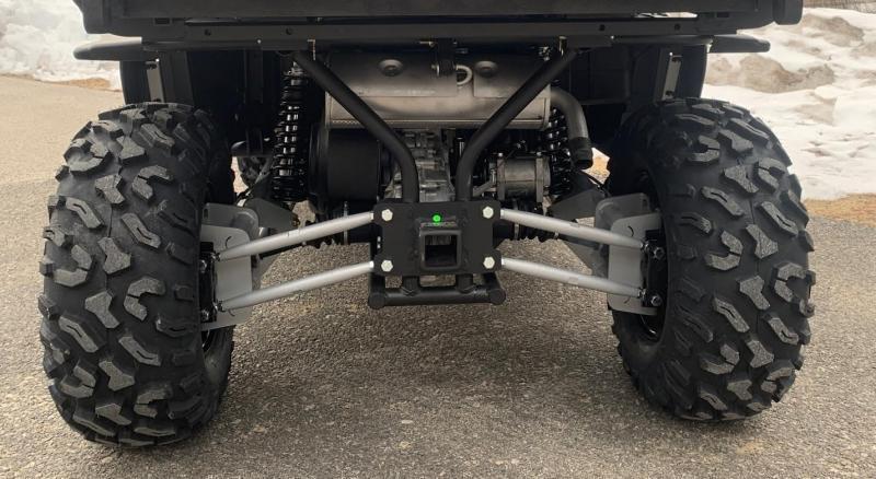 2021 American Landmaster L5 479CC 4X4 UTV WITH POWER STEERING Black