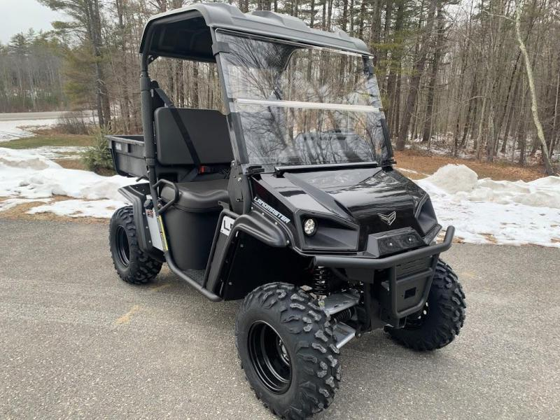 2021 American Landmaster L5 479CC 4X4 UTV WITH POWER STEERING Black