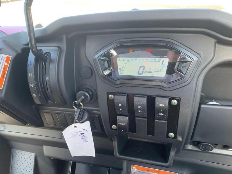 Bighorn/Taurus 200GX 25 MPH GAS 4 passenger golf car style UTV BLUE