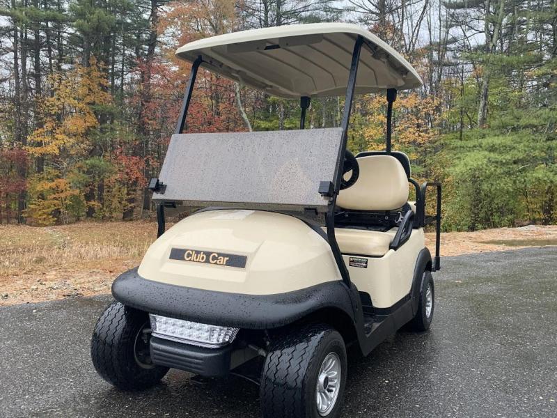 Club Car Precedent 4 Pass 48 volt 2018 BATTERY w/LED lights flip seat