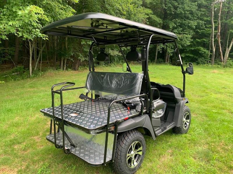 2021 Eagle 200GX 25 MPH GAS 4 passenger UTV style golf car SUPER DEAL!