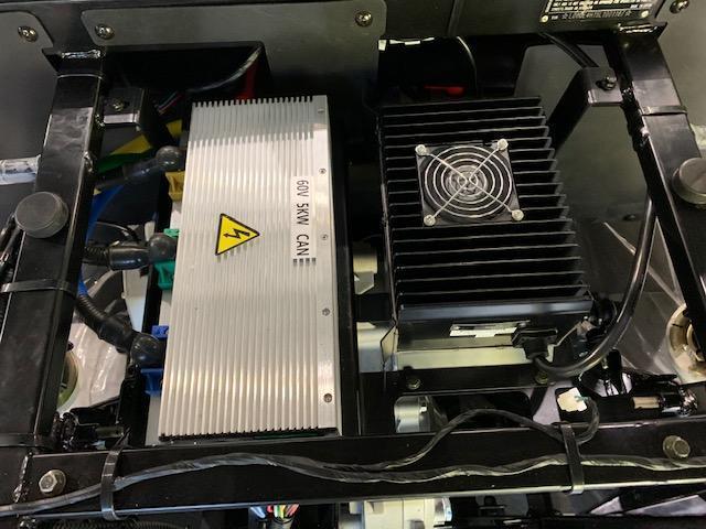 25 MPH Street Legal Bighorn EV5 GVX 60V Electric 4 pass LSV UTV