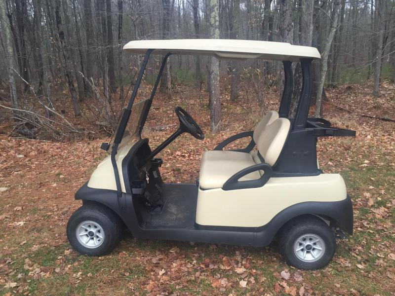 2017 Club Car Precedent 48 volt electric golf cart