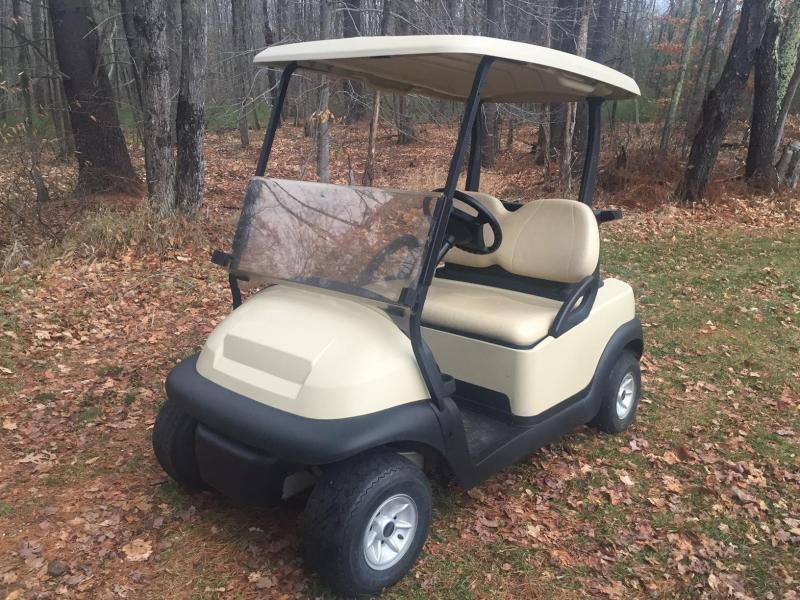 2017 Club Car Precedent 48 volt electric golf cart-Pre Order for 2021!