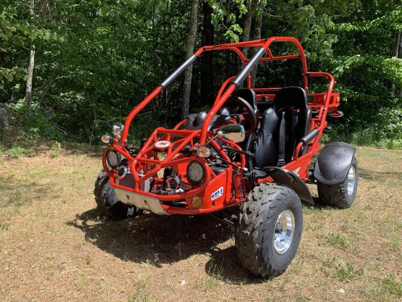 NEW Trailmaster 300XRX-E EFI PREMIUM Go Kart  size ages 12-adult 50MPH RED