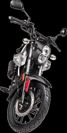 KYMCO K-PIPE 125 Motorcycle