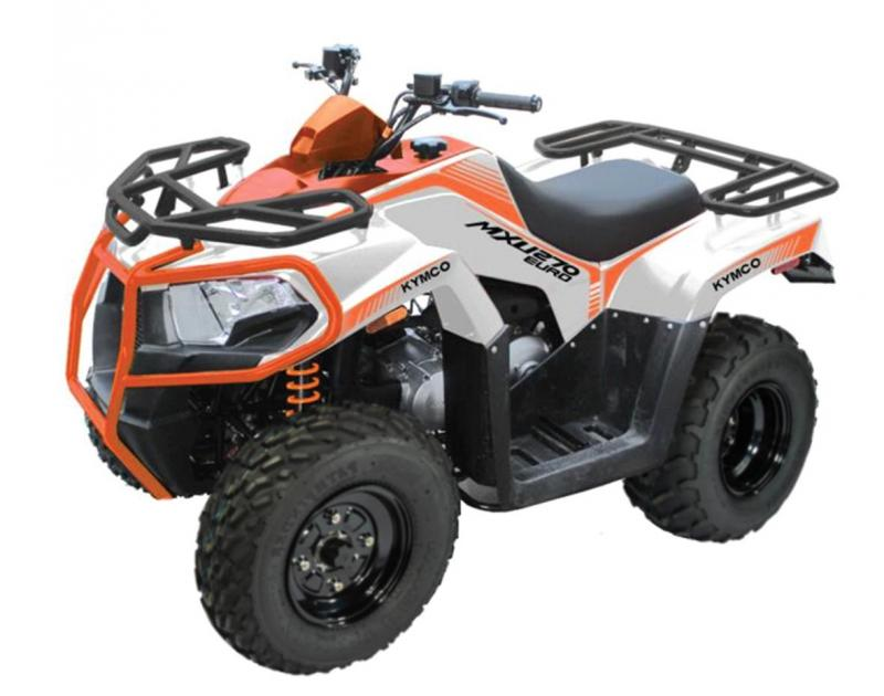 2020 KYMCO MXU 270i EURO ATV
