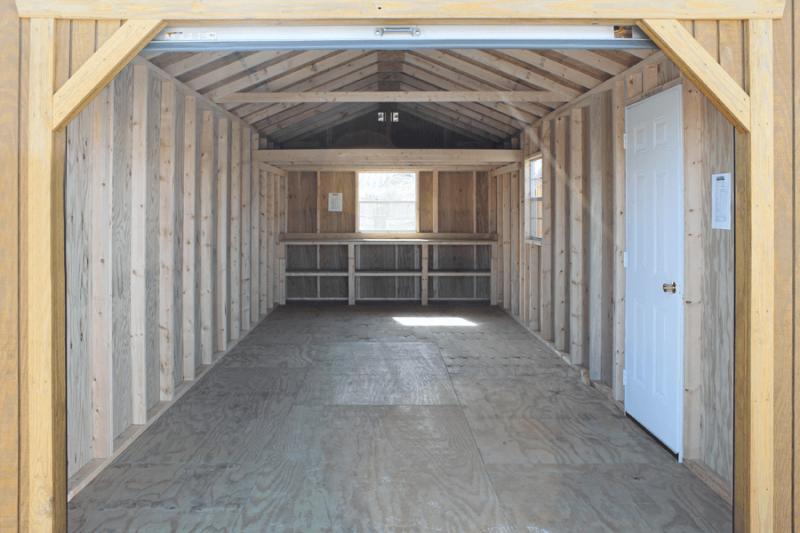 Brand NEW Old Hickory Garage 12' x 12'