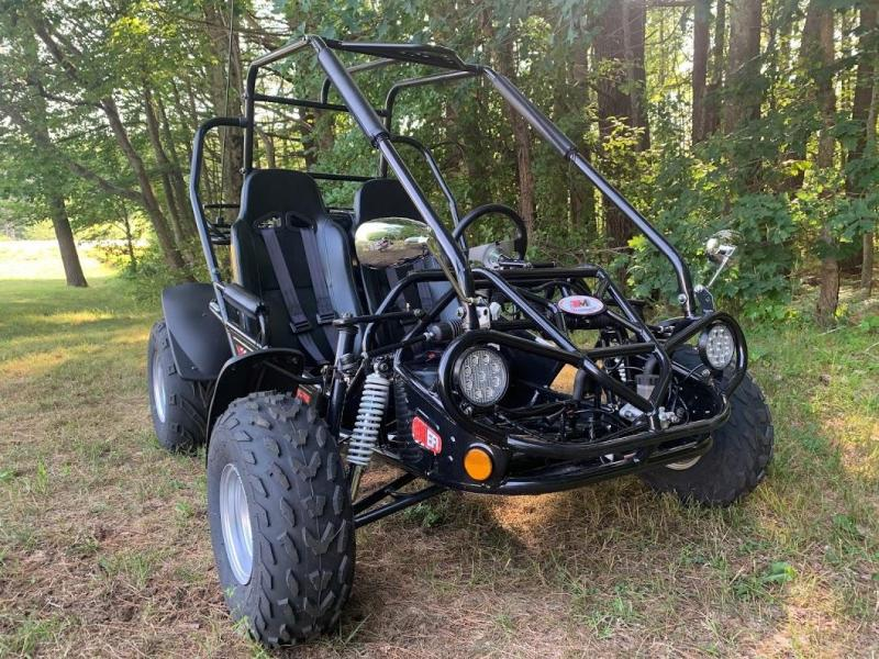 Winter Special! TrailMaster 200E XRS EFI Teen-Adult Go Kart 43 MPH!!!