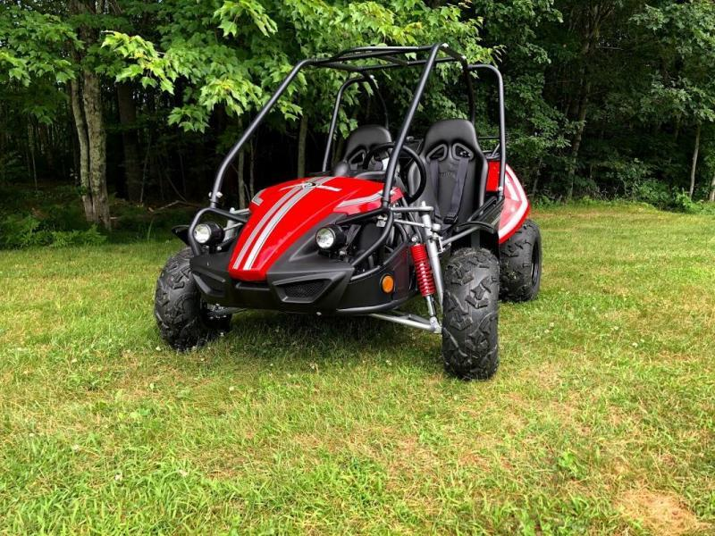2020 Hammerhead GTS 150 32MPH W/REVERSE ADULT GO KART RED IN STOCK NOW