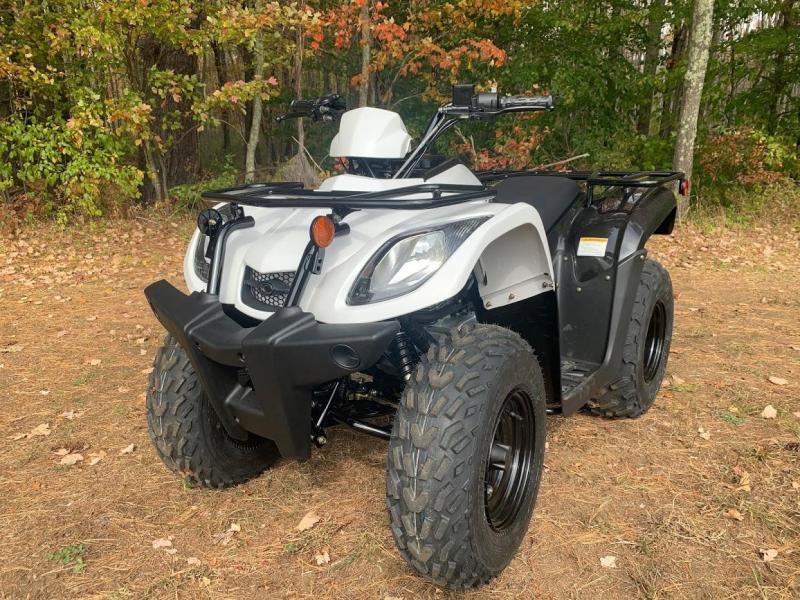 2021 KYMCO MXU 150X ATV AGE 12 UP-WHITE or BLUE