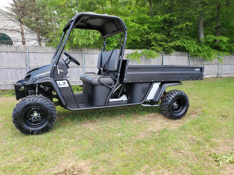 American Landmaster L7XL PRO 4X4 Utility Side By Side Made in USA!! Black