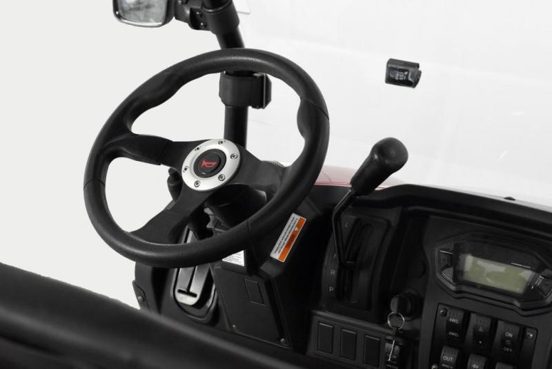 Trailmaster Taurus 450U EFI 4X4 4 passenger UTV with fold down seat 43MPH 26HP GREEN
