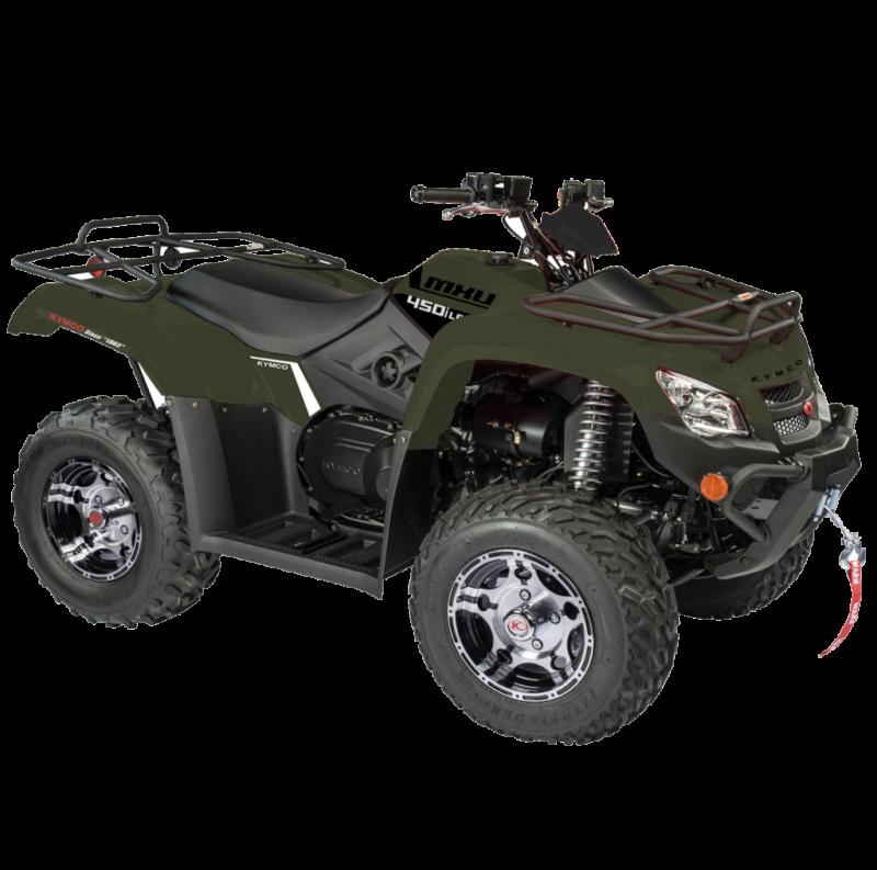 2020 KYMCO MXU 450i LE ATV