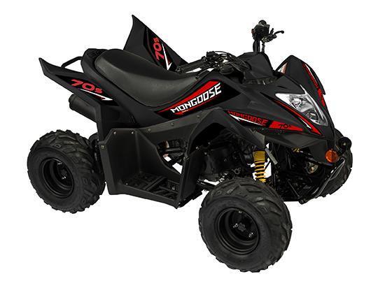 2020 KYMCO Mongoose 70S ATV