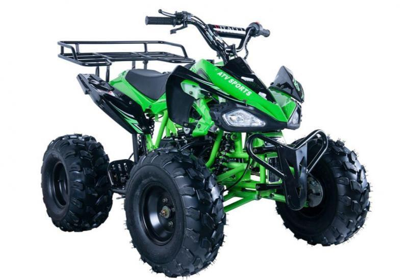 Summer Special! New Vitacci Jet 9 125CC youth ATV 2WD w/reverse-30MPH