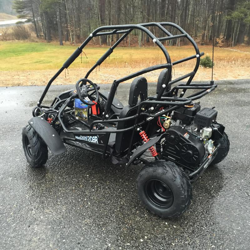 2021 Hammerhead MudHead 208R Youth Go Kart-Order Now for the Holidays!