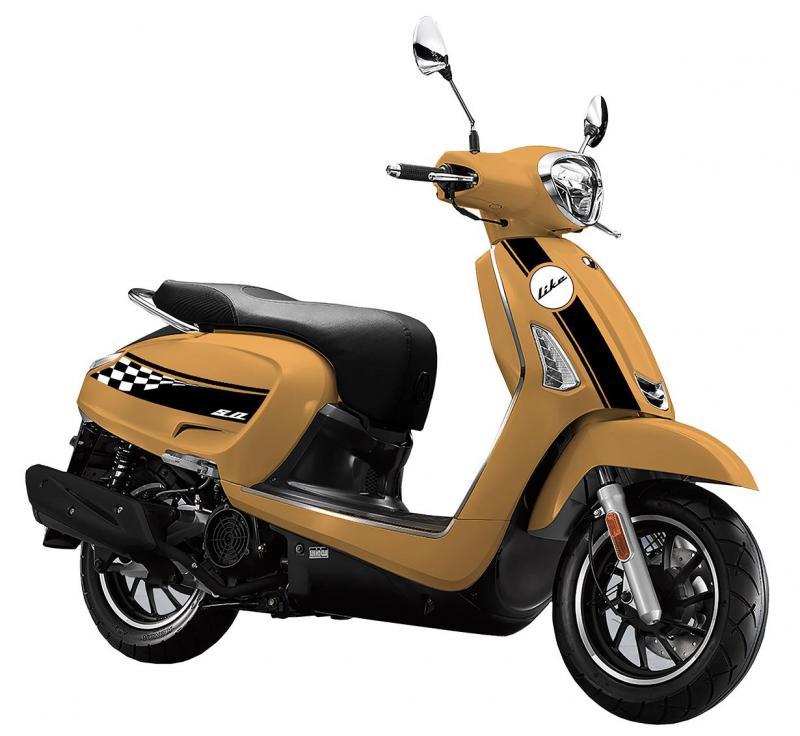 KYMCO LIKE 50I Scooter