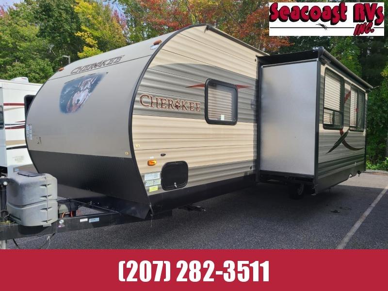 2016 Forest River Cherokee 274DBH Travel Trailer RV