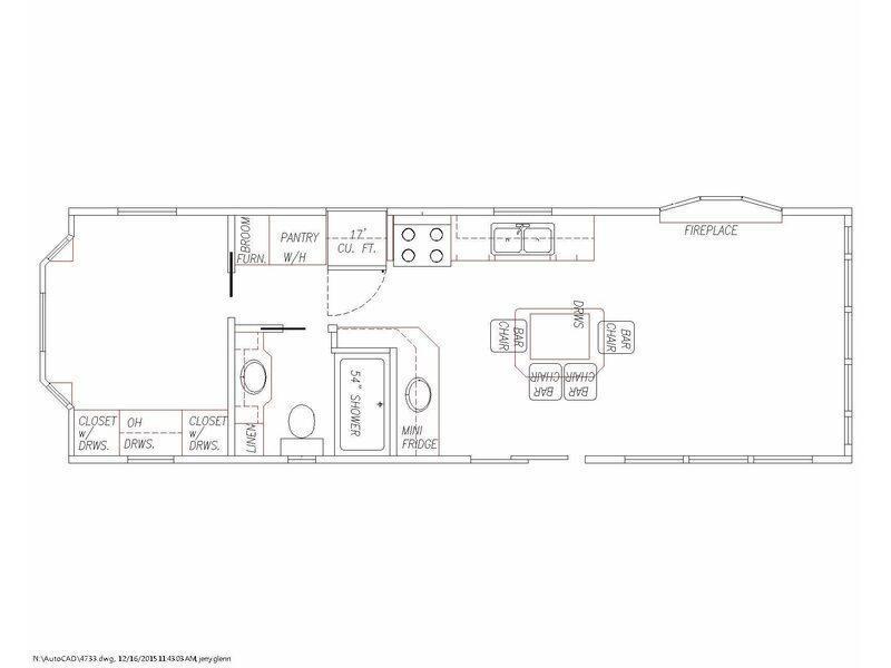 2021 Kropf Industries Island Series 4733