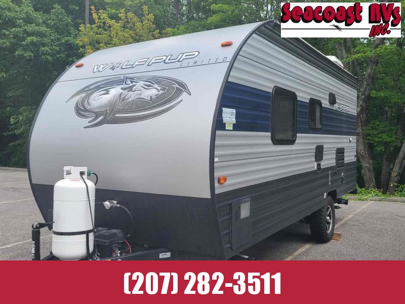 2020 Forest River Cherokee Wolf Pup 16FQ Travel Trailer RV