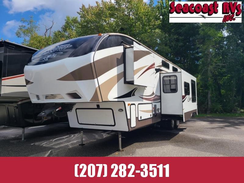 2014 Keystone RV Cougar M344RBD Fifth Wheel Campers RV