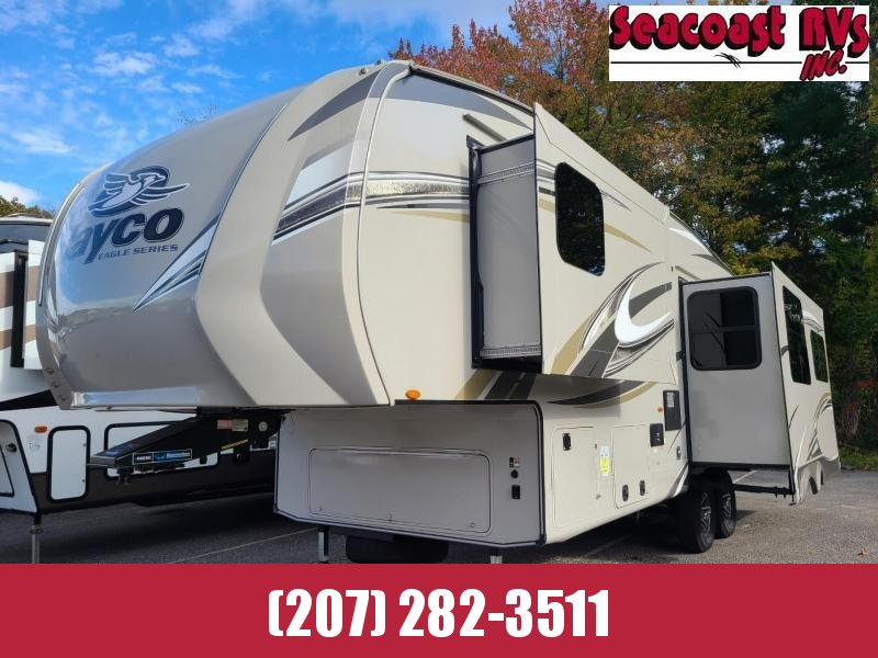 2018 Jayco Eagle 28.5RSTS Fifth Wheel Campers RV