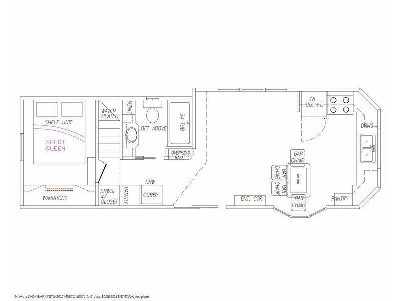 2021 Kropf Industries Island Series 4507C