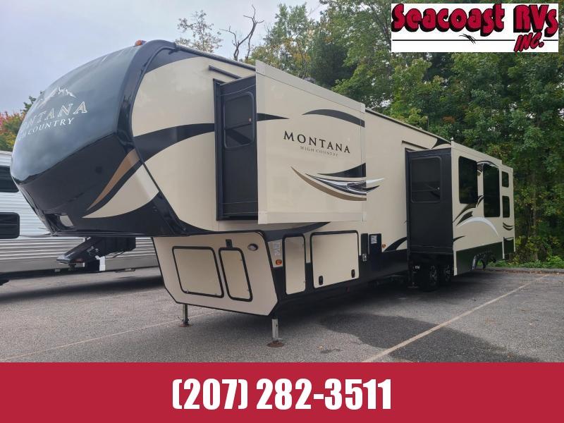2017 Keystone RV Montana High Country 340BH Fifth Wheel Campers RV