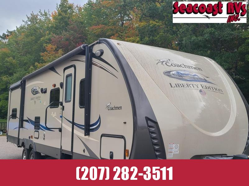 2015 Coachmen By Forest River Freedom Express Liberty 312BHS Travel Trailer RV