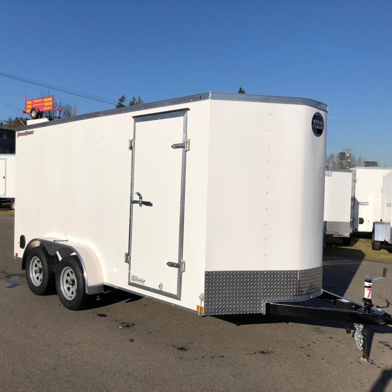 2020 Wells Cargo FastTrac Enclosed Cargo Trailer