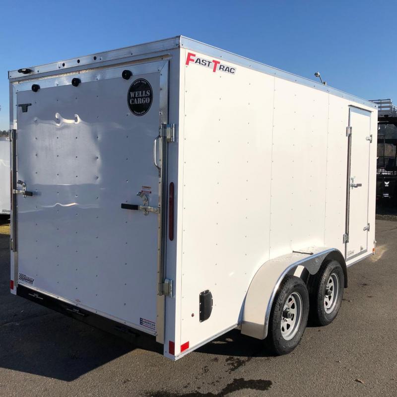 2020 Wells Cargo FastTrac Enclosed Cargo Trailer