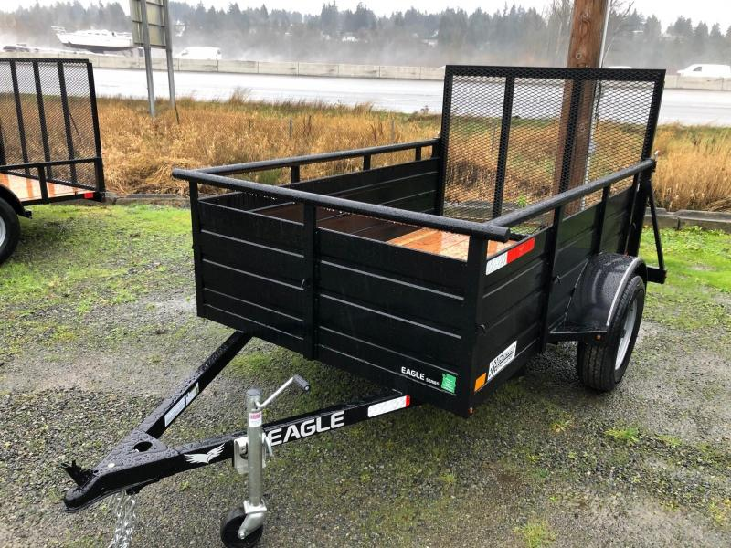 2020 Eagle Trailer 5' x 8' Eagle Ultra Utility Trailer