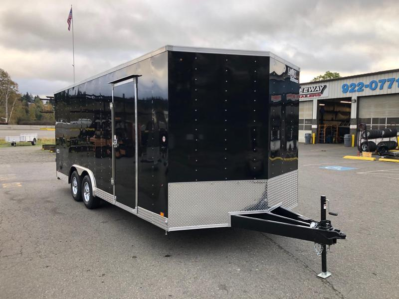 2021 Look Trailers 8.5' X 24' Element Auto Car / Racing Trailer