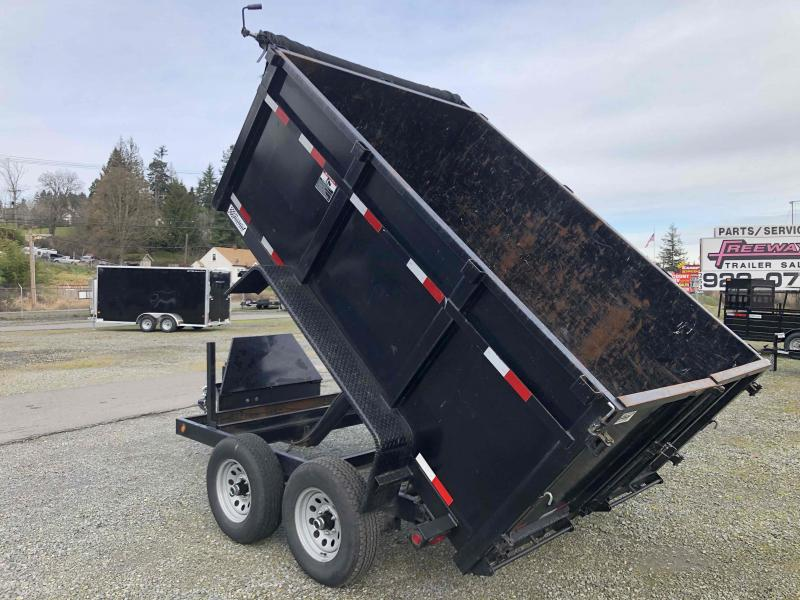 2016 Eagle Trailer Medium Duty Dump Dump Trailer