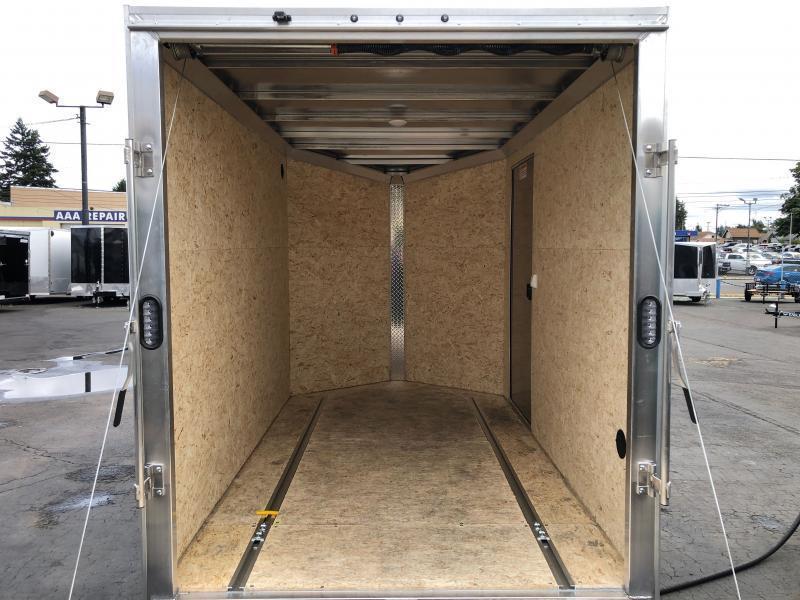 2022 Alcom-Stealth 6' x 10' Stealth Enclosed Cargo Trailer