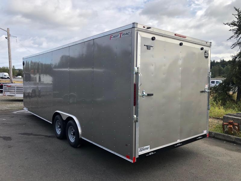 2021 Wells Cargo 8.5' x 24' FastTrac Car Hauler Car / Racing Trailer