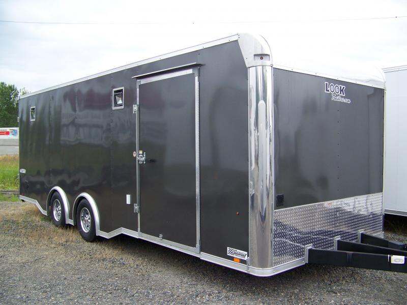 2020 Look Trailers Ignite Race Trailer Car / Racing Trailer