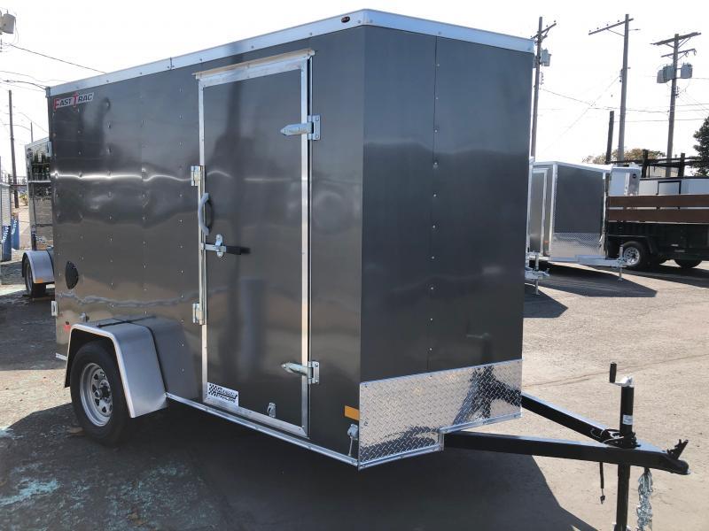 2022 Wells Cargo 6' x 10' FastTrac Deluxe Enclosed Cargo Trailer
