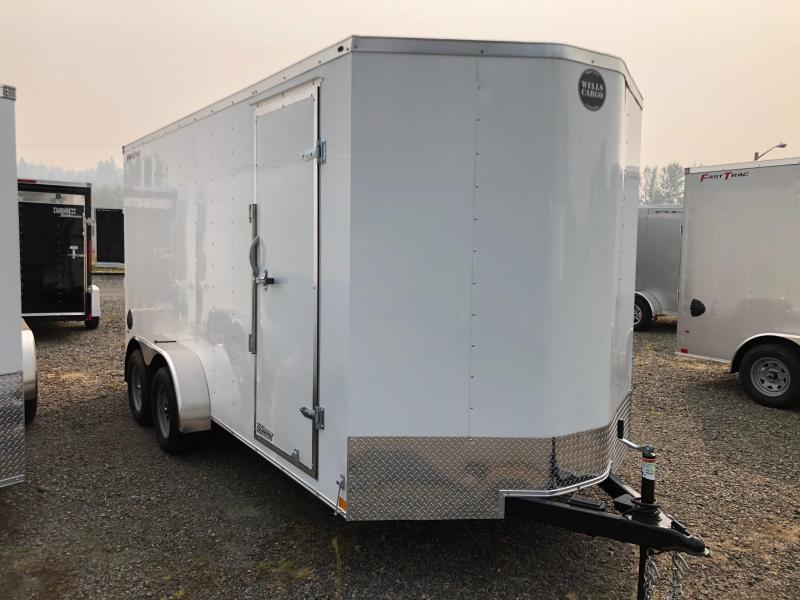 2021 Wells Cargo FastTrac Deluxe Enclosed Cargo Trailer