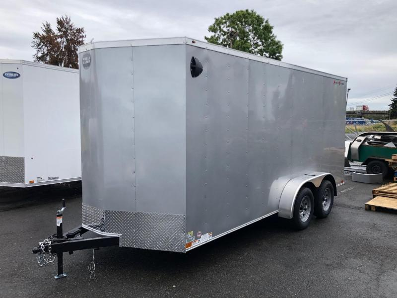 2021 Wells Cargo FastTrac Deluxe Enclosed Cargo Trailer