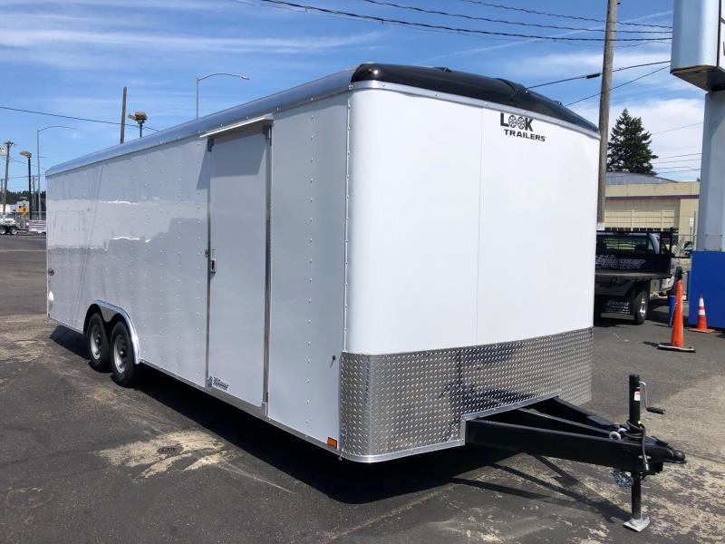 2022 Look Trailers 8.5' X 24' EWLF85X24TE3 Car / Racing Trailer