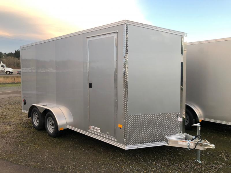 2021 Alcom-Stealth 7' X 16' Stealth Enclosed Cargo Trailer