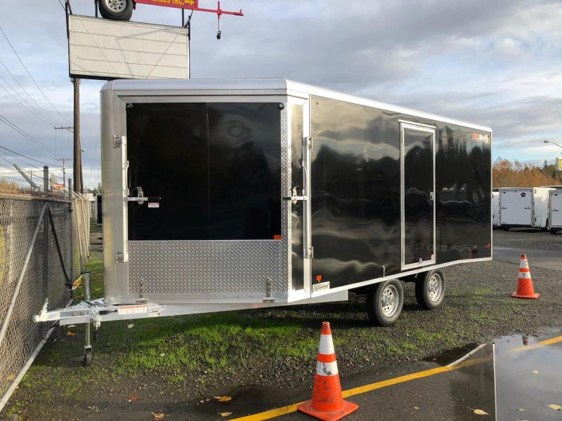 2019 8.5' X 16' SnowPro Snowmobile Trailer