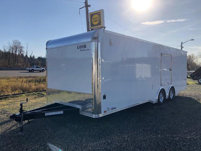 2021 Look Trailers 8.5' X 26' Ignite Race Trailer Car / Racing Trailer
