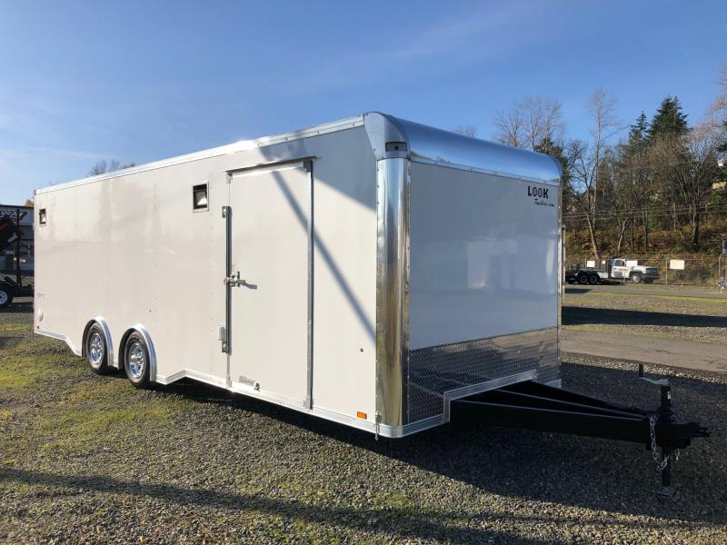 2021 Look Trailers 8.5' X 26' Ignite Race Trailer Car / Racing Trailer