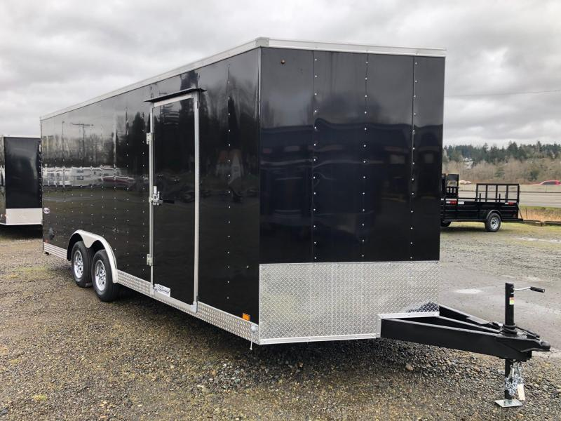 2022 Look Trailers 8.5' X 24' Element Auto Car / Racing Trailer