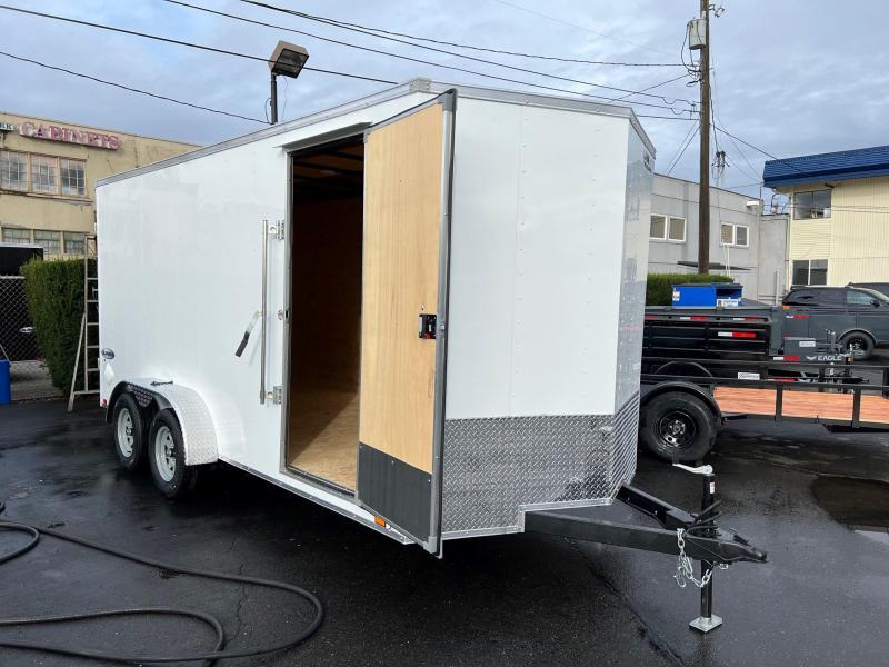 2022 Look Trailers 7' x 16' Element Enclosed Cargo Trailer