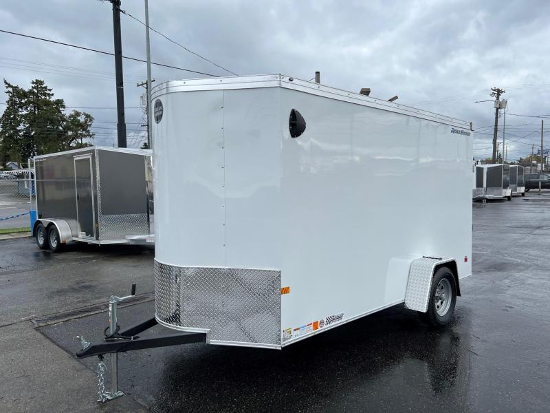 2022 Wells Cargo 6' x 12' Road Force Enclosed Cargo Trailer